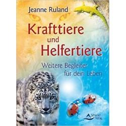 Jeanne Ruland - Krafttiere und Helfertiere