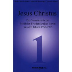 Band 1 - Jesus Christus